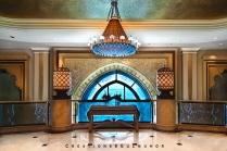 The lobby at Emirates Palace