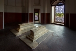 Tomb's inside the Humayum's Maqbara