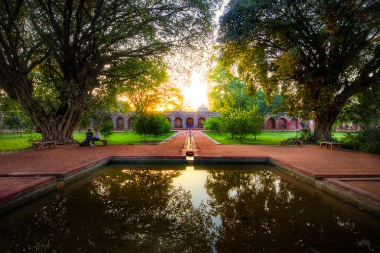 Char Bagh garden