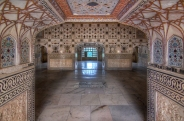 Sheesh Mahal( Palace of Glass)